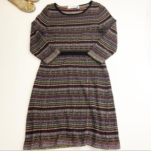 d4bcb0e6a52 Anthropologie Dresses   Skirts - Anthropologie Sparrow Clara Sweater Dress